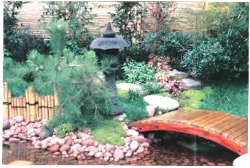Japanese garden design for relaxation meditation and for Japanese meditation garden design