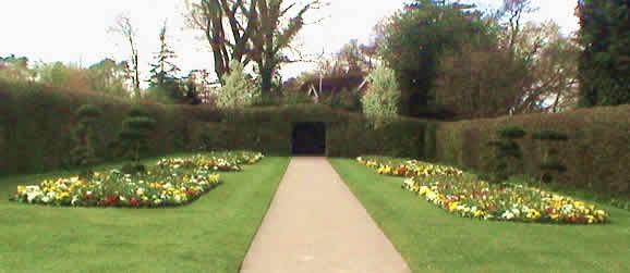 Formal Garden Picture
