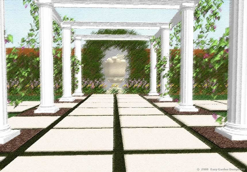 Garden focal points interior design ideas for Focal point interior design