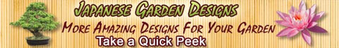Get Your Own Japanese Garden Design