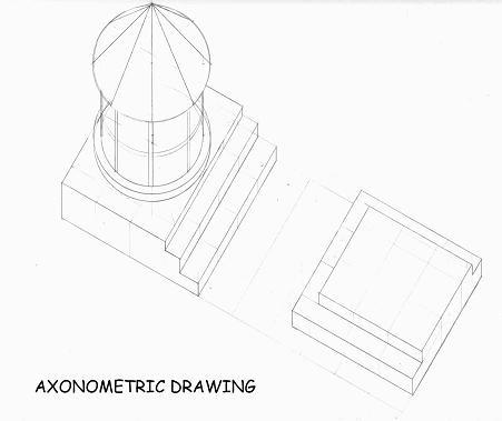 3D Garden Drawing