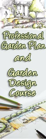 Free Professional Garden Plan and Garden Design Course