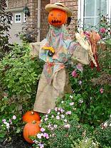 Halloween Garden Decorations